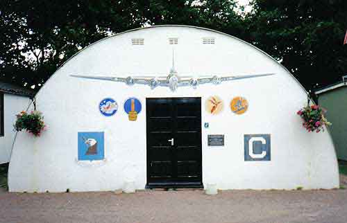 96th Bomb Group Museum