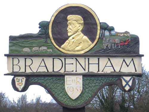 BRADENHAM ROLL OF HONOUR