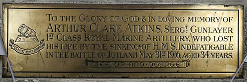 Sergeant Atkins Memorial