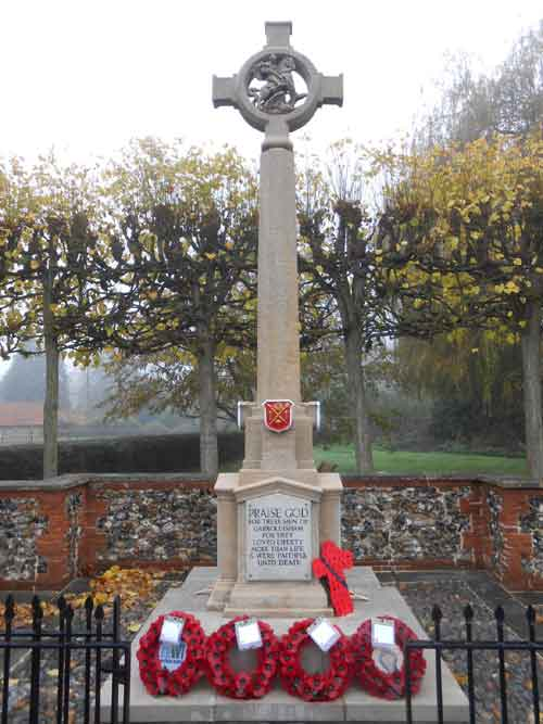 Garboldisham War Memorial