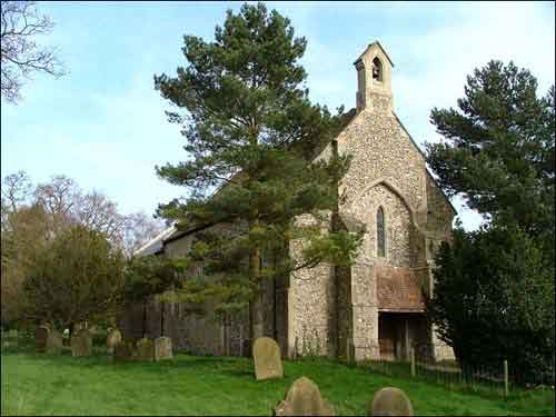 St Edmund, Horningtoft