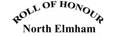 NORTH ELMHAM ROLL OF HONOUR