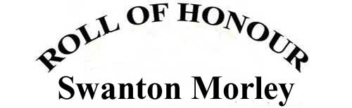 SWANTON MORLEY ROLL OF HONOUR