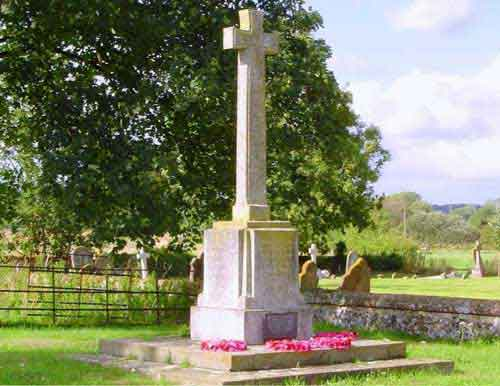 East and West Wretham War Memorial